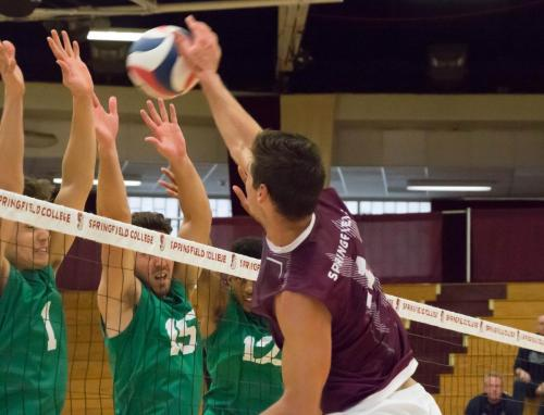 Men's Volleyball - Endicott - Neary
