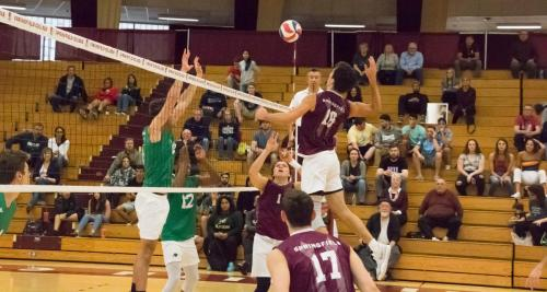 Men's Volleyball - Endicott - Jasuta