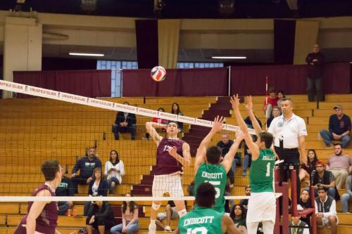 Men's Volleyball - Endicott - Brandow