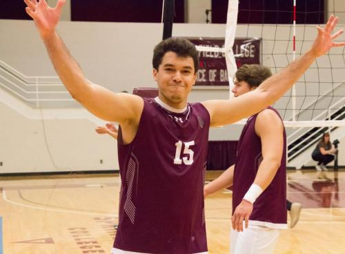 Men's Volleyball - Endicott - Irizarry Pares