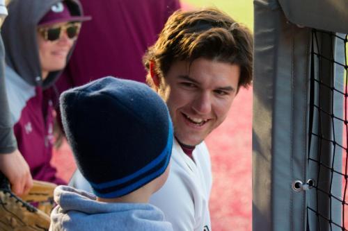 Baseball - Dean - Team IMPACT & Gleason